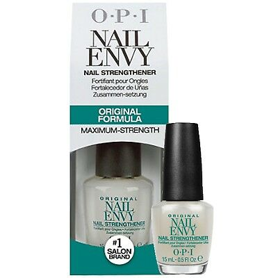 OPI Nail Envy 15ml Strengthener Treatment Weak Brittle Nails Free AU POST