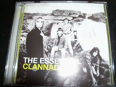 Clannad The Essential Very Best Of Greatest Hits (Australia) 2 CD – Like New