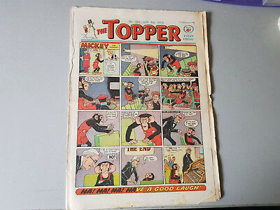 THE TOPPER COMIC No. 362 from 1960