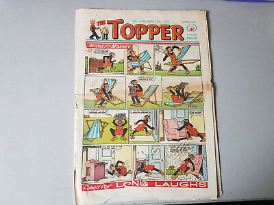 THE TOPPER COMIC No. 385 from 1960