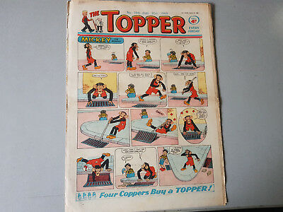 THE TOPPER COMIC No. 394 from 1960