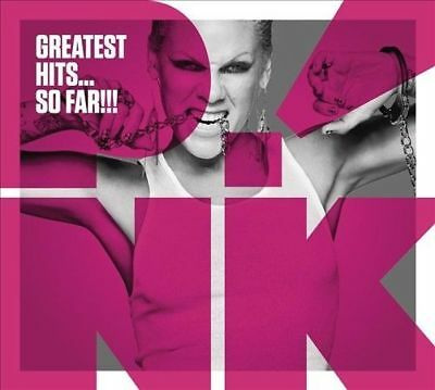PINK Greatest Hits: So Far - Digipak NEW - FREE POSTAGE