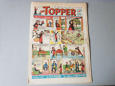THE TOPPER COMIC No. 406 from 1960
