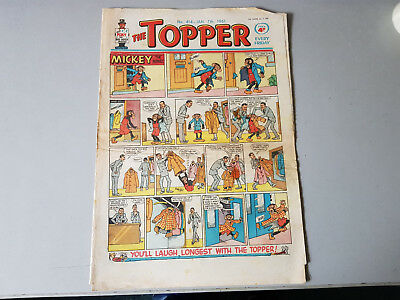 THE TOPPER COMIC No. 413 from 1960 - New Year