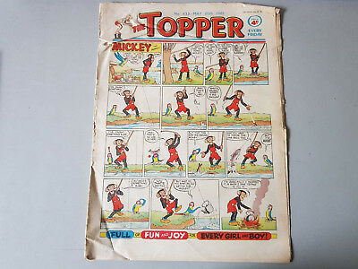 THE TOPPER COMIC No. 433 from 1961 -