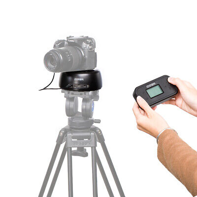 Camera Wireless Time Lapse Video Tripod Ball Pan Head with Remote Control LF824