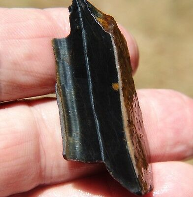 Rough South African 69.04 ct Tiger Eye.