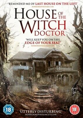 Bulk Buy - New And Sealed Dvds - House Of The Witch Doctor - 100 Dvds For £15