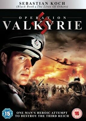Bulk Buy - New And Sealed Dvds - Operation Valkerie - 100 Dvds For £15