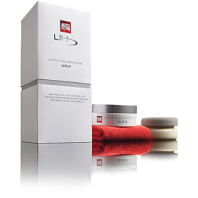 NEW Autoglym ULTRA High Definition HD Wax Kit UHD - FREE POSTAGE!