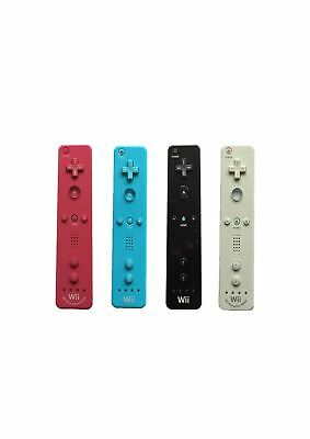 Official Nintendo Wii & Remote U Plus Genuine Original Controller