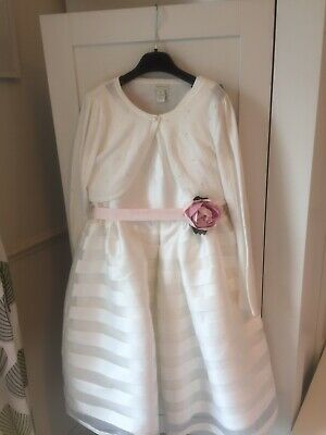 Girls Monsoon Bridesmaid/wedding First communion Dress Age 11-12 Years Used Onc