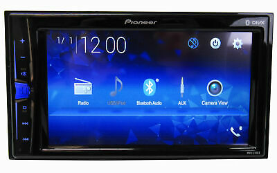 """Pioneer Double DIN 6.2"""" WVGA Touchscreen Bluetooth Digital Multimedia Receiver"""