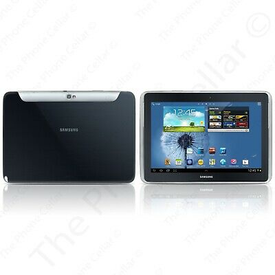 "Samsung Galaxy Note Android Tablet 10.1"" Display - 16GB GT-N8013 (Deep Grey)"
