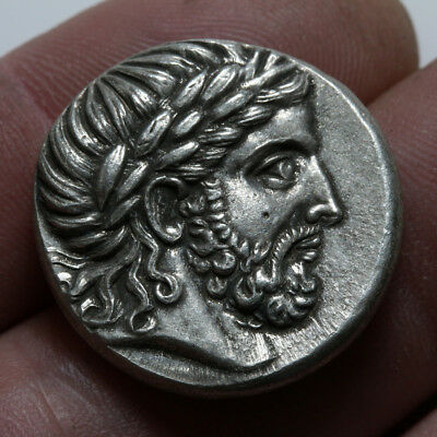 3 Available In Various Designs And Specifications For Your Selection Rare Unresearched Hemidrachm Greek Silver Coin 300 Bc