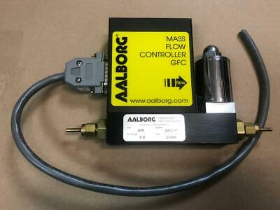 AAlborg Mass Flow Sensor Controller GFC17 Air (Unused)