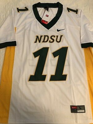 best website 1fadd a1caf CARSON WENTZ JERSEY 11 NDSU North Dakota State Bison ...