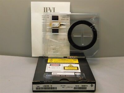 II-VI Photonics LC96Z200-76 980nm Cooled 14-Pin Butterfly Pump Laser Module