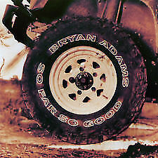 BRYAN ADAMS - SO FAR SO GOOD - NEW CD - FAST FREE POST best of greatest hits
