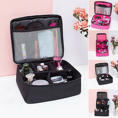 Big Travel Underwear Lingerie Bra Bags Cosmetic Makeup Toiletry Storage Case