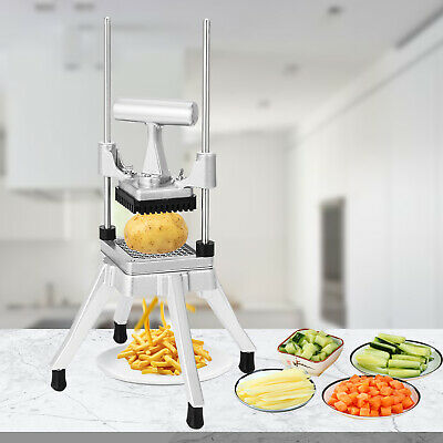 1/4 Commercial Vegetable Fruit Dicer Food Cutter Tomato Restaurant Chopper Tool