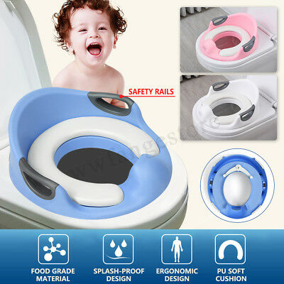 Potty Training Toilet Seat Baby Kid Toddler Potty Cover Trainer Children