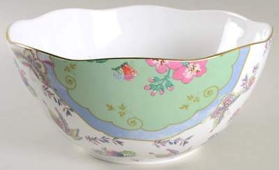 "Wedgwood BUTTERFLY BLOOM 10"" Round Vegetable Bowl 9953067"
