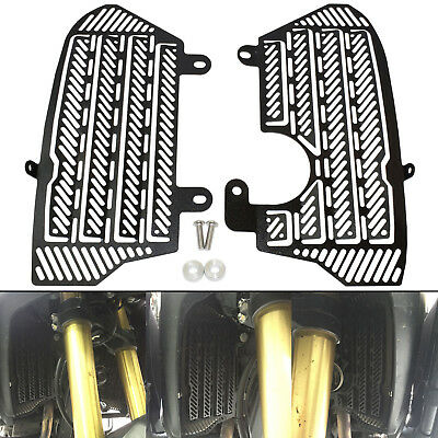Radiator Grille Cover Protector For 15-19 HONDA CRF 1000 L LA LD LDA Africa Twin