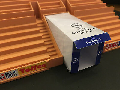 Champions League Style Players Tunnel for Subbuteo Stadium Grandstand