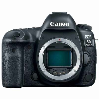 Canon EOS 5D Mark IV Digital SLR Camera Body 30.4 MP Full-Frame