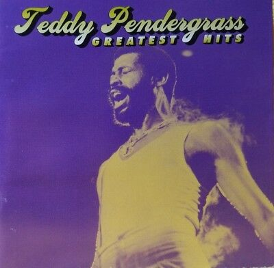 TEDDY PENDERGRASS - Greatest Hits - CD 1998   EXCELLENT / MINT COND / FREE SHIP