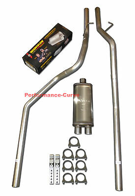 "94-01 Dodge Ram Dual Exhaust Mandrel Bent w// 18/"" MagnaFlow Muffler"