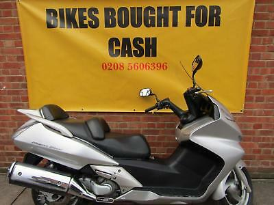 Honda Fjs 600 Silver Wing 1 Owner Full History With Just 16500 Miles