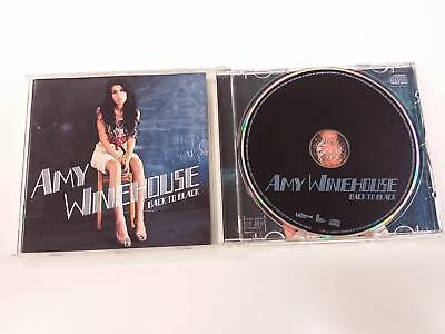 Amy Winehouse Back To Black Cd 2006