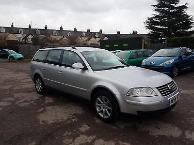 2004 PASSAT ESTATE HIGHLINE 1.9TDI PD 130bhp SERVICE HISTORY LEATHER HEATED SEAT