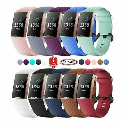 Fitbit Charge 3 Replacement Wrist Bands Smart Watch Bracelet Band