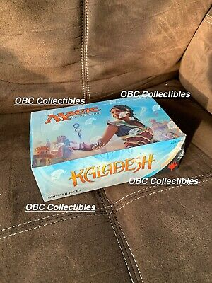 Kaladesh Sealed Booster Box MTG English Masterpiece!? Pioneer ***FLASH SALE***