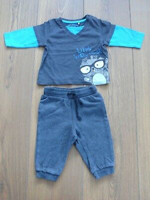 Clothing, Shoes & Accessories Hose S.oliver Gr.62 Jungen Blau Baby Jogginghose