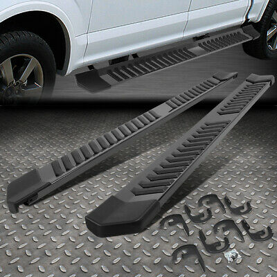 For   Ford F Extended Cab  Stainless Steel Side Step Bar Running