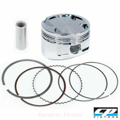 CP Single Piston for Acura / Honda B20 | 84mm Bore | 12.5:1 CR | SC7120