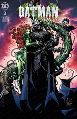 Batman Who Laughs 3 Mike Perkins Unknown Variant Nm