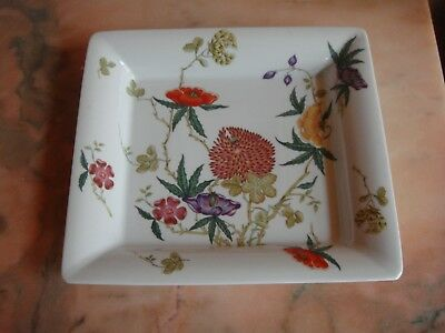 Raynaud Mioraflor Tray Empty Pocket Porcelana Limoges Vacia Bolsillos
