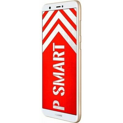 Huawei P Smart 32GB gold Android Smartphone Handy ohne Vertrag LTE/4G 3GB RAM