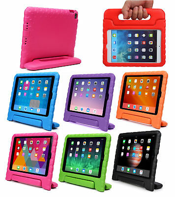 Kids Shockproof Stand Heavy Duty Foam Case Cover For iPad Air Pro 5th 6th Gen