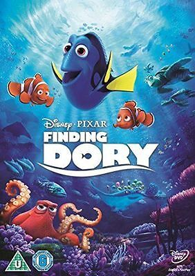 Finding Dory Disney Pixar DVD Region 2 New And Sealed