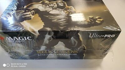 Mtg Relic Tokens Lineage Collection Sealed / Sellado 24 Packs