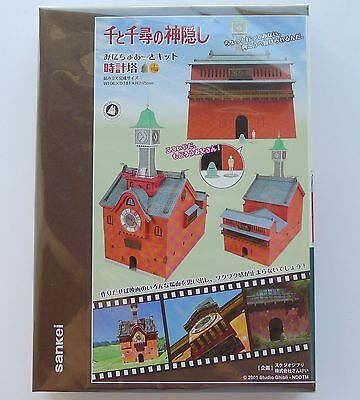 Sankei  MK07-27 Studio Ghibli Clock Tower Craft