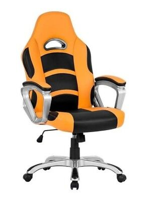 High-Back Computer Gaming Chair Ergonomic Office PC Desk Computer Chairs