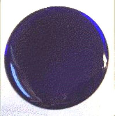 "Hub cap spinner gearshift center purple sticker round 1-5/8"" for Peterbilt KW FL"