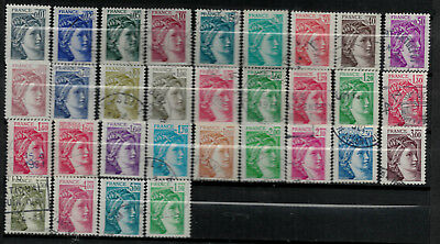 lot timbres Sabine